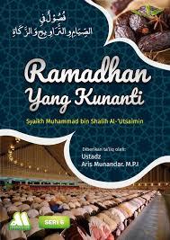 Ramadhan Yang Kunanti