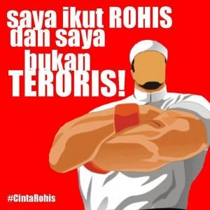 rohis teroris