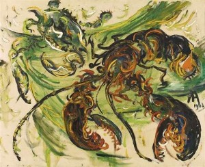 Karya Lukisan Affandi